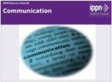 Communication Resource Bundle